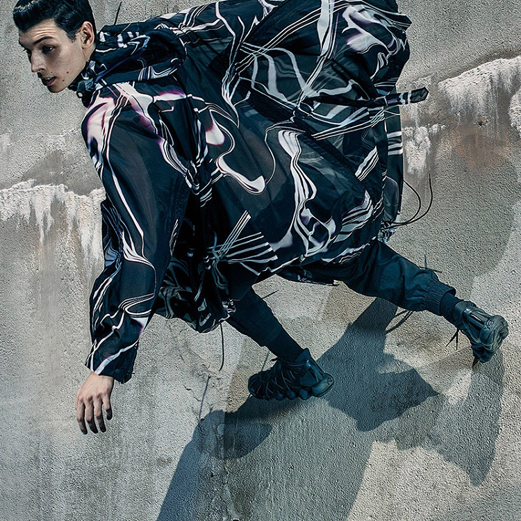 Y-3 Spring Summer 2016 Campaign 'In Motion'-3