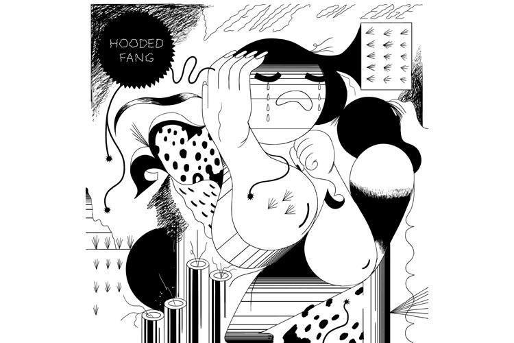 hooded fang album art