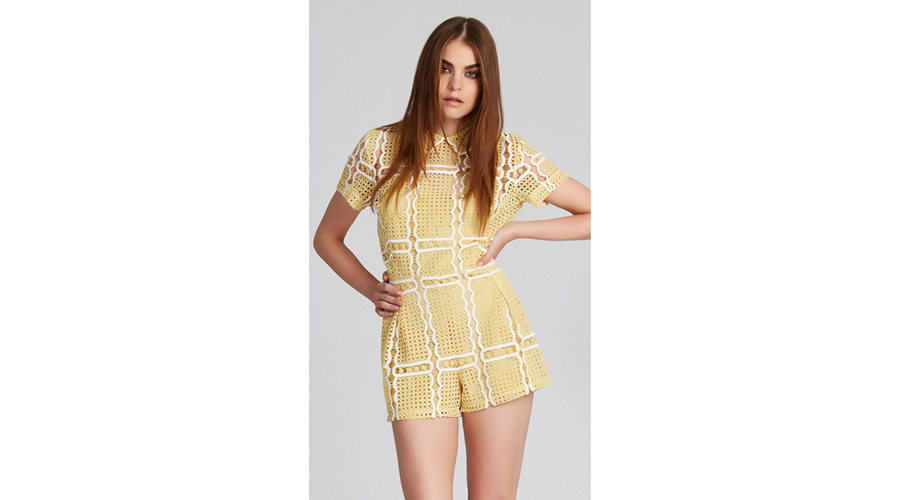 Alice Mccall Sublime Playsuit