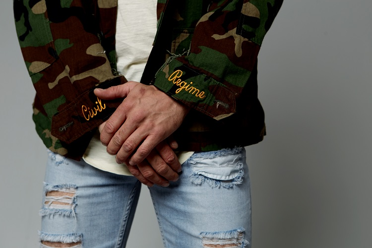 Civil Regime Clothing 'Free At Last' Collection Featuring Ashley Moore-12
