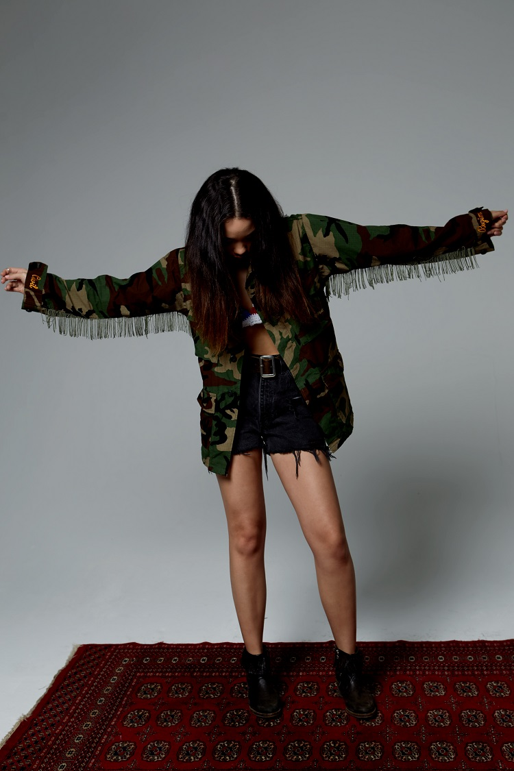 Civil Regime Clothing 'Free At Last' Collection Featuring Ashley Moore-3