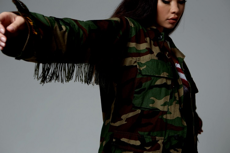Civil Regime Clothing 'Free At Last' Collection Featuring Ashley Moore-5