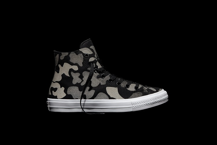 Converse Presents Chuck II's With Reflective Print-2