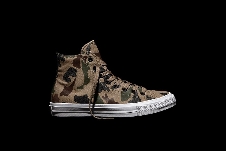 Converse Presents Chuck II's With Reflective Print-4