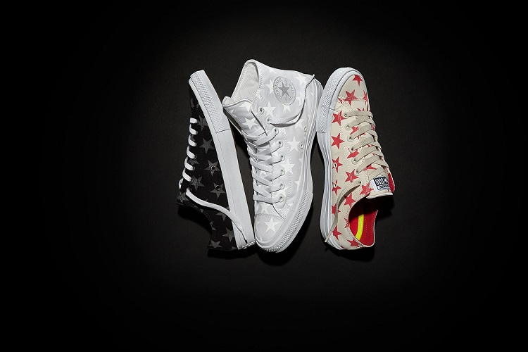 Converse Presents Chuck II's With Reflective Print-5