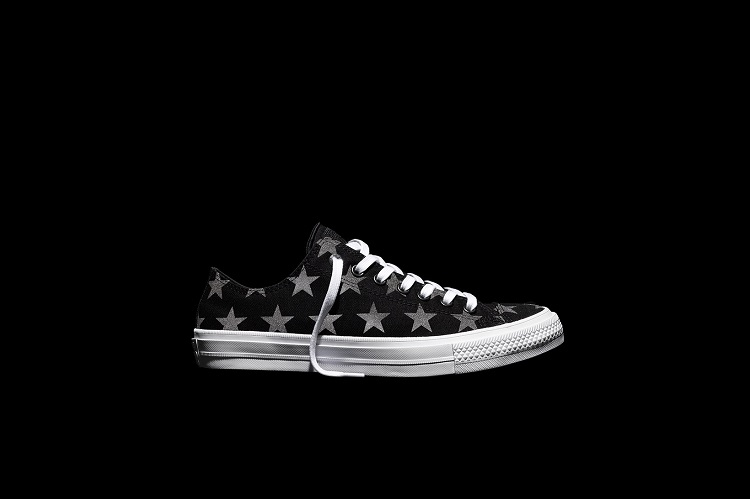 Converse Presents Chuck II's With Reflective Print-6
