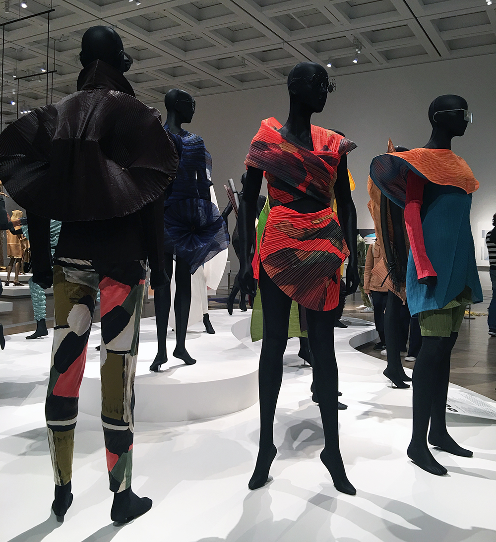 Issey Miyake Exhibition Tokyo-11
