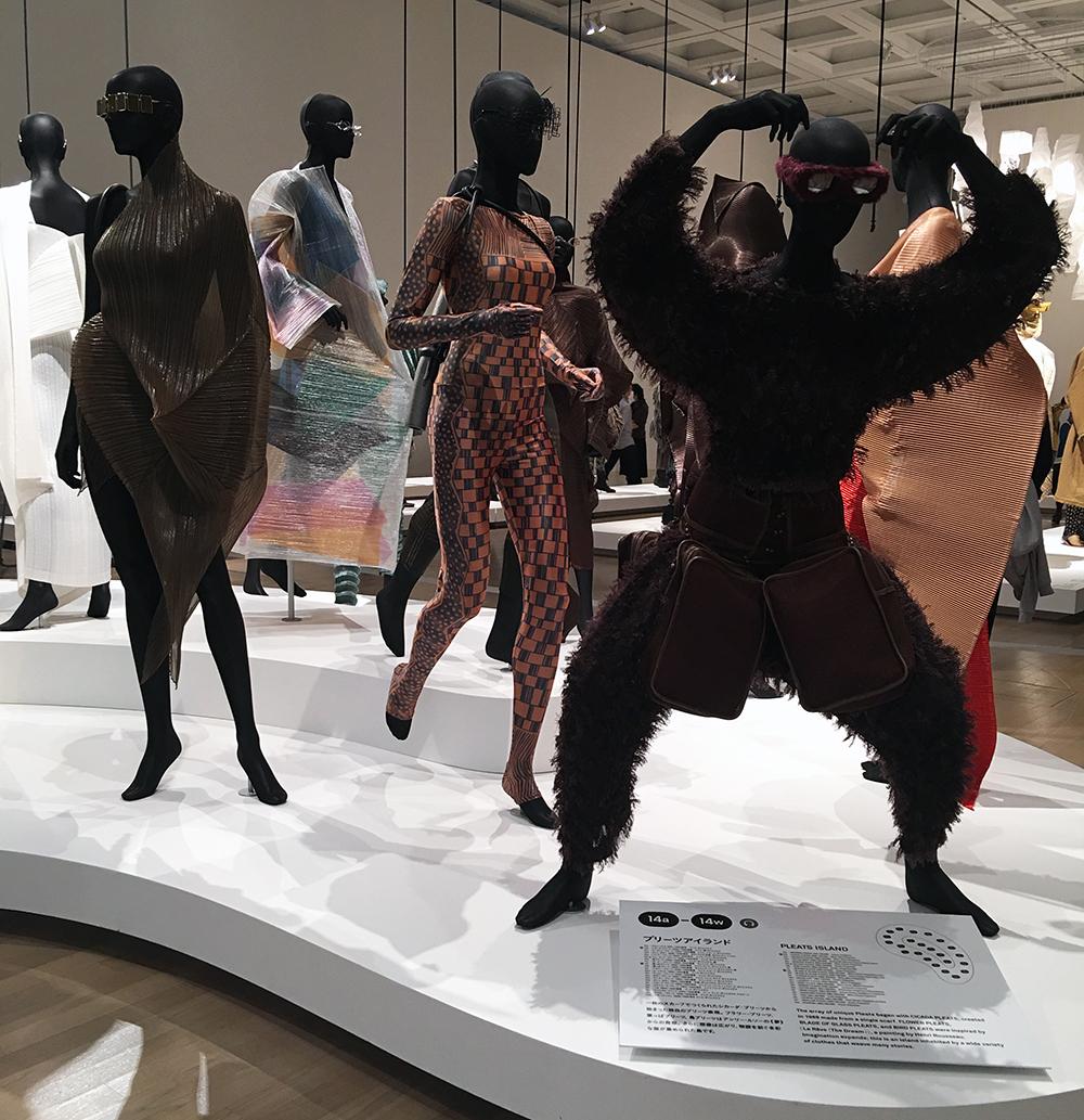 Issey Miyake Exhibition Tokyo-7
