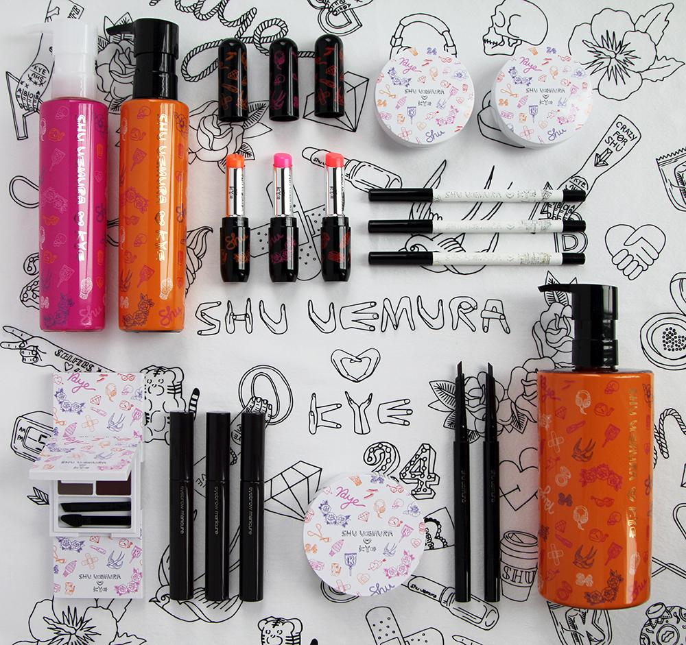 KYE X Shu Uemura-2