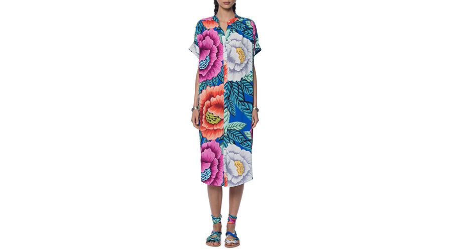 Mara Hoffman Dress Spring Summer 2016