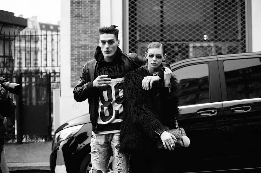 Paris Fashion Week Street Style 2016-10
