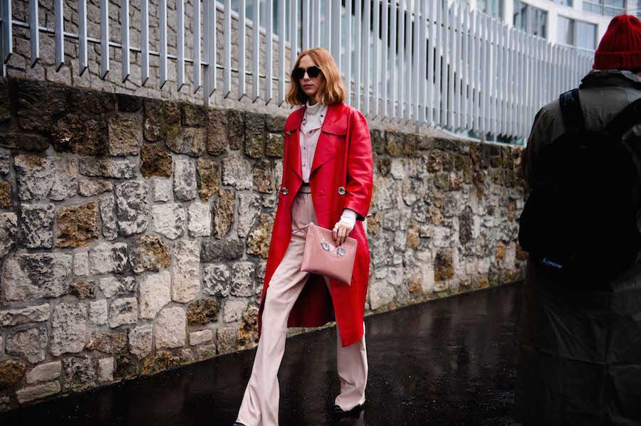 Paris Fashion Week Street Style 2016-11