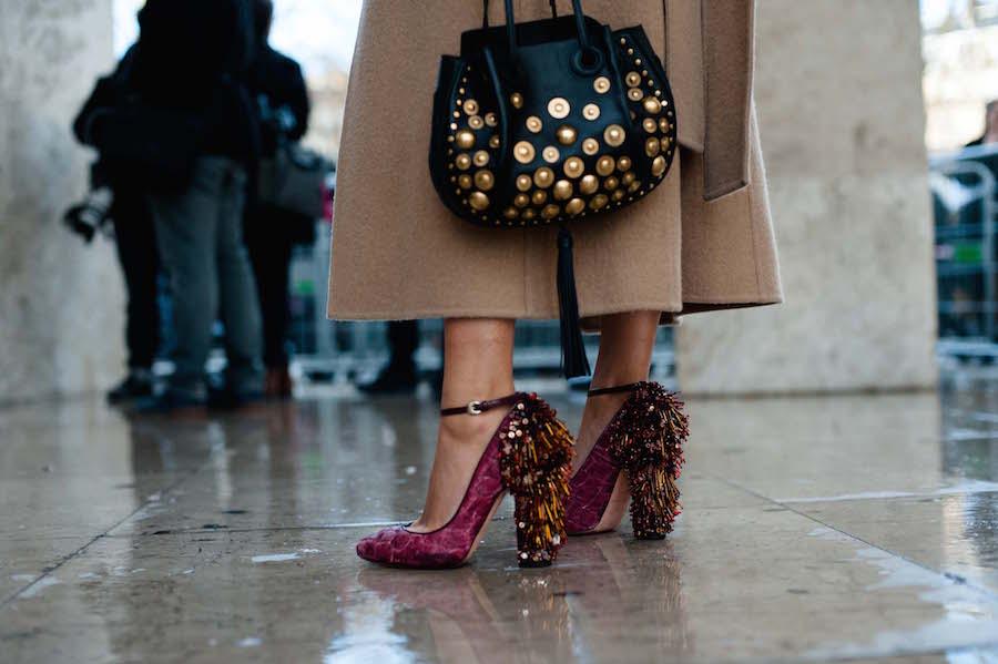 Paris Fashion Week Street Style 2016-12