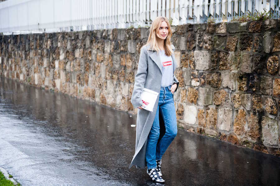 Paris Fashion Week Street Style 2016-13