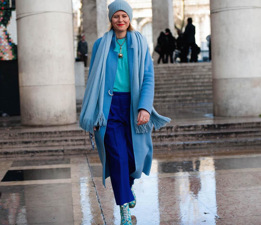 Paris Fashion Week Street Style 2016-15