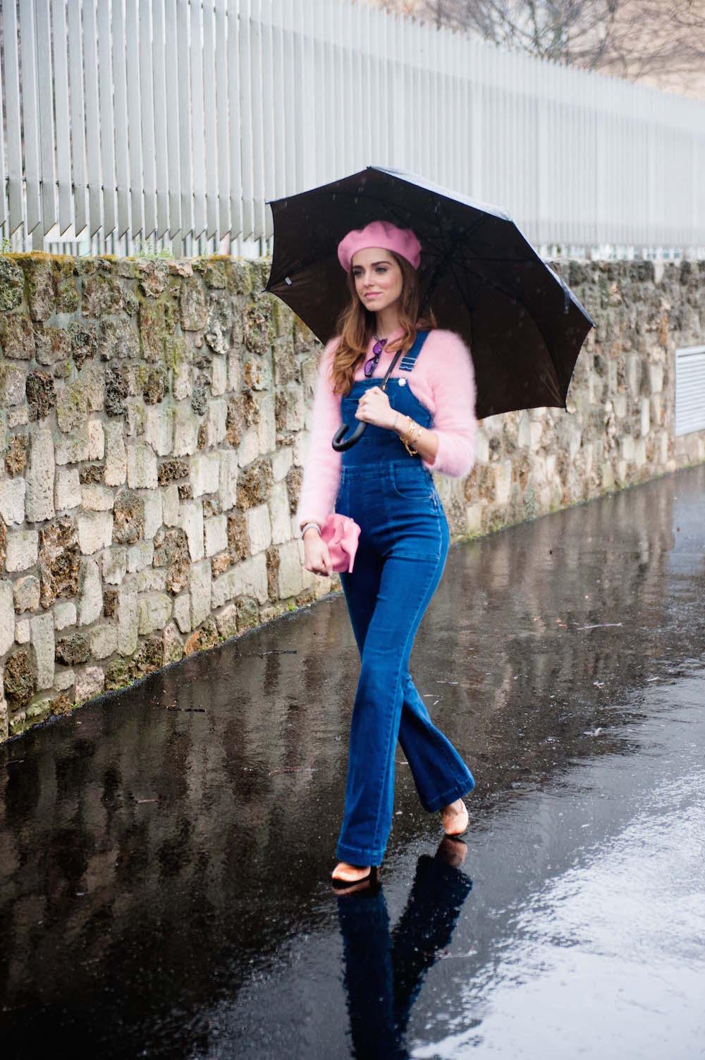Paris Fashion Week Street Style 2016-2