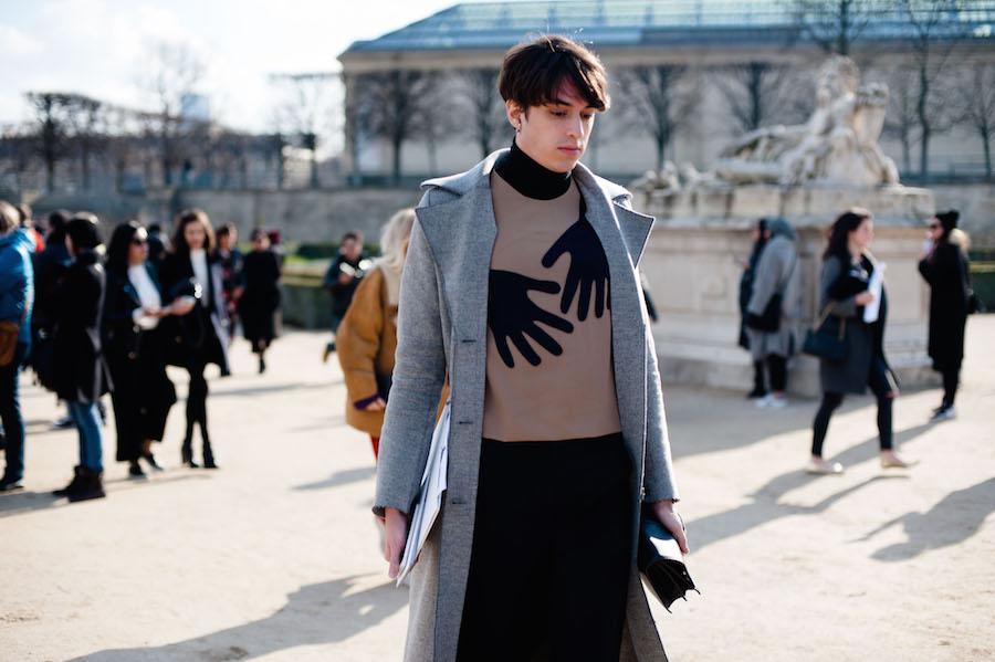 Paris Fashion Week Street Style 2016-21