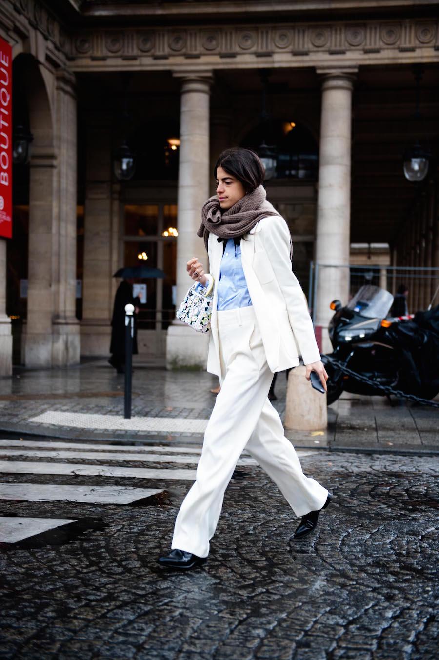 Paris Fashion Week Street Style 2016-22