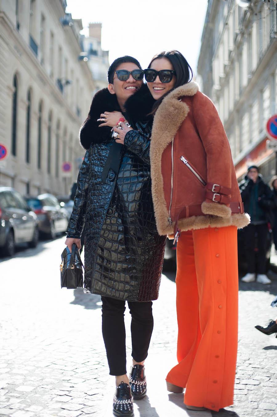 Paris Fashion Week Street Style 2016-23