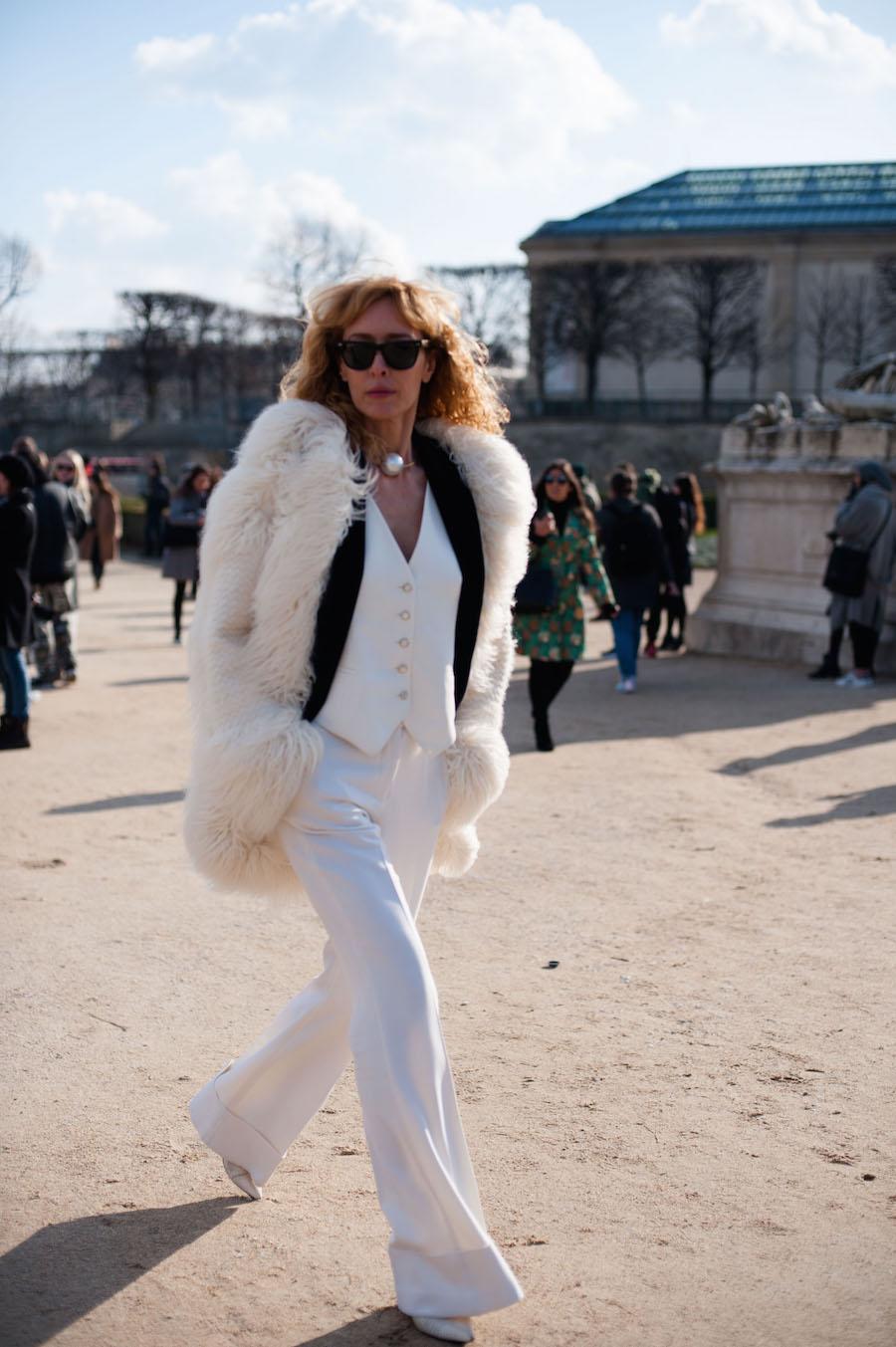 Paris Fashion Week Street Style 2016-25