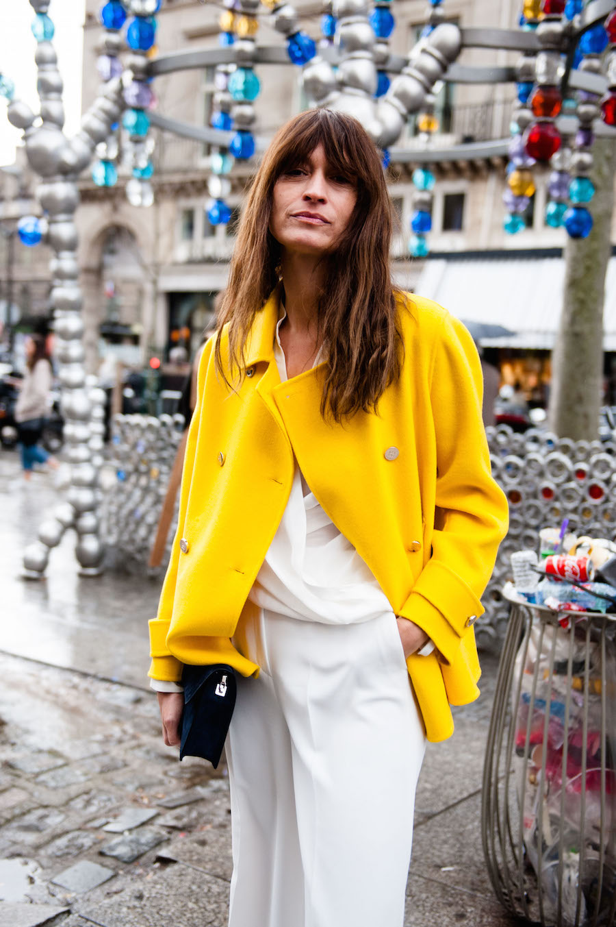 Paris Fashion Week Street Style 2016-26