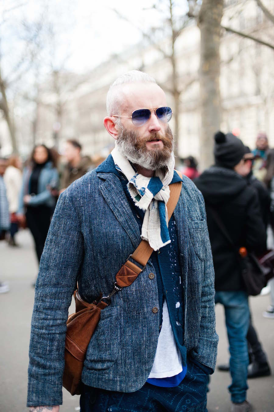 Paris Fashion Week Street Style 2016-28