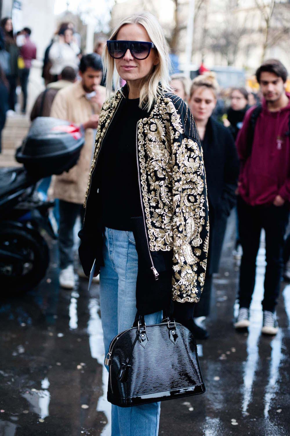 Paris Fashion Week Street Style 2016-3