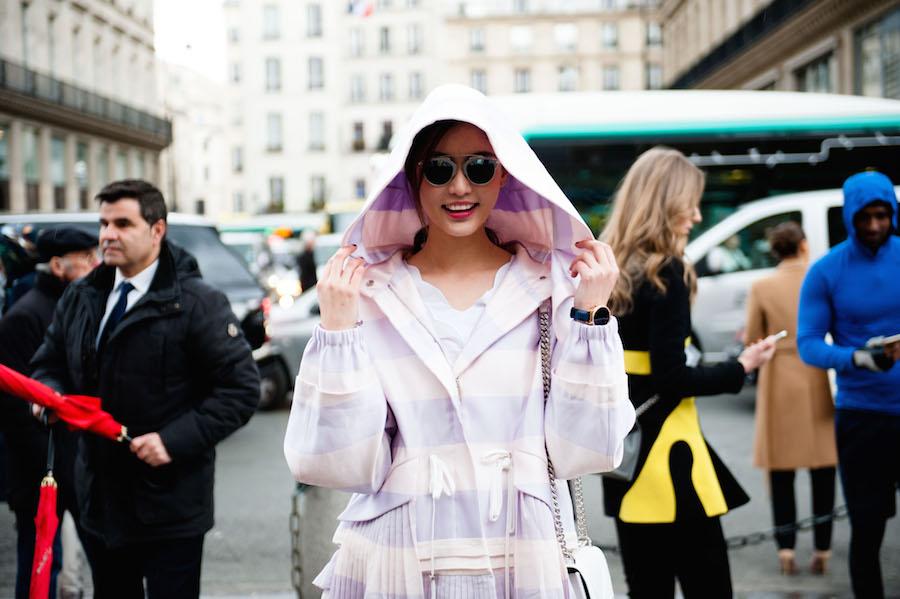 Paris Fashion Week Street Style 2016-35