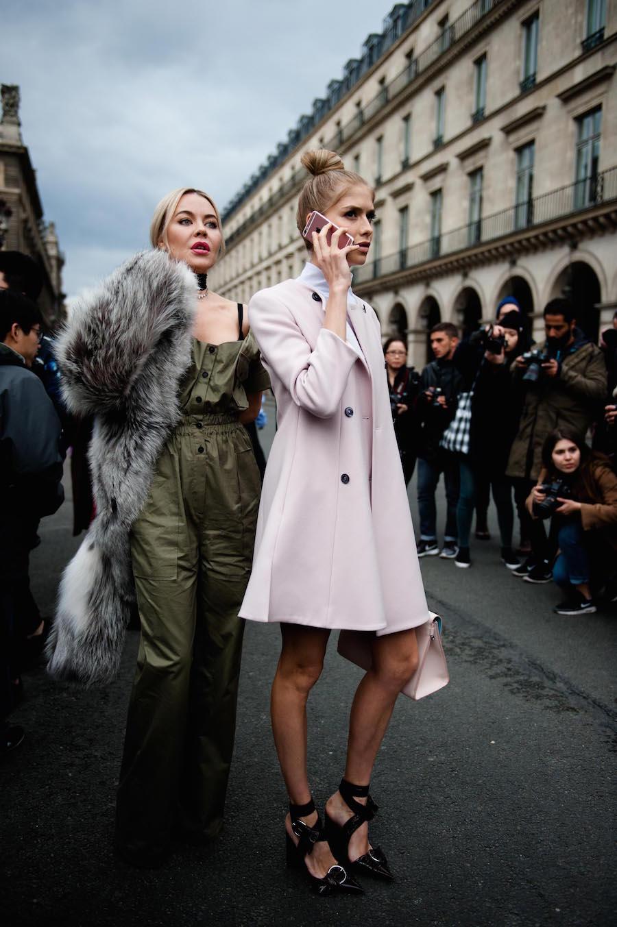 Paris Fashion Week Street Style 2016-36