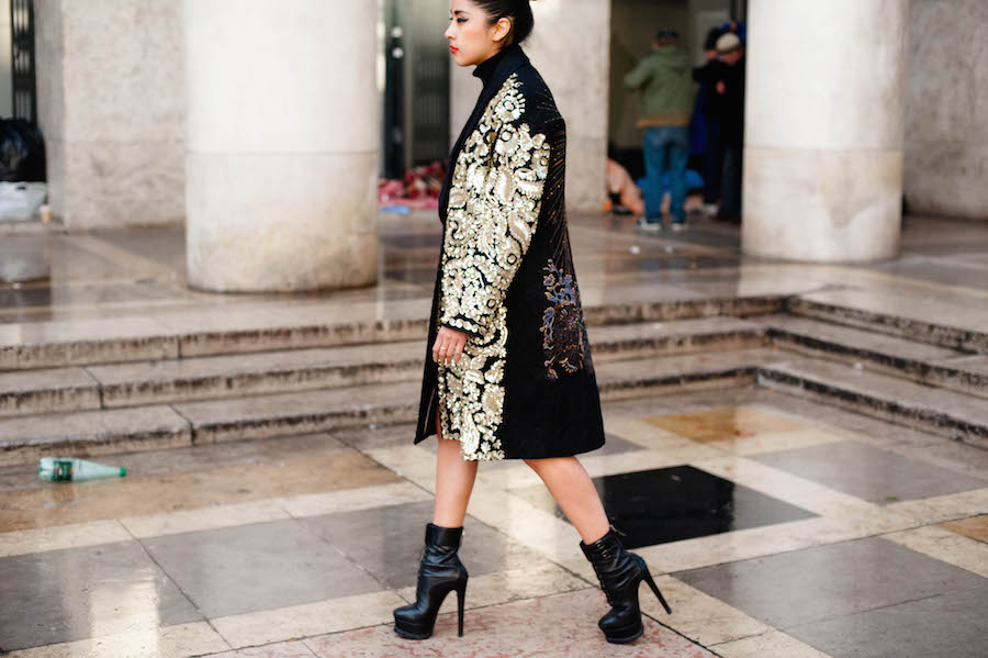 Paris Fashion Week Street Style 2016-4