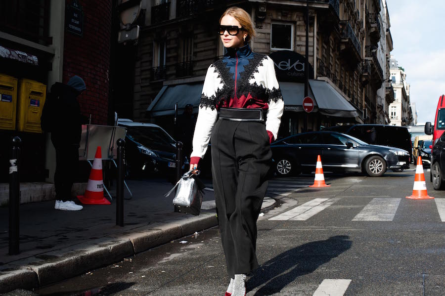 Paris Fashion Week Street Style 2016-5