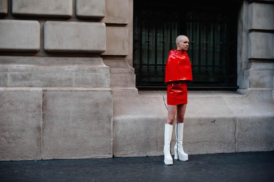Paris Fashion Week Street Style 2016-7