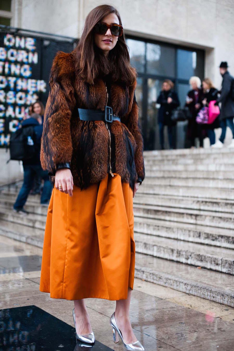 Paris Fashion Week Street Style 2016-8
