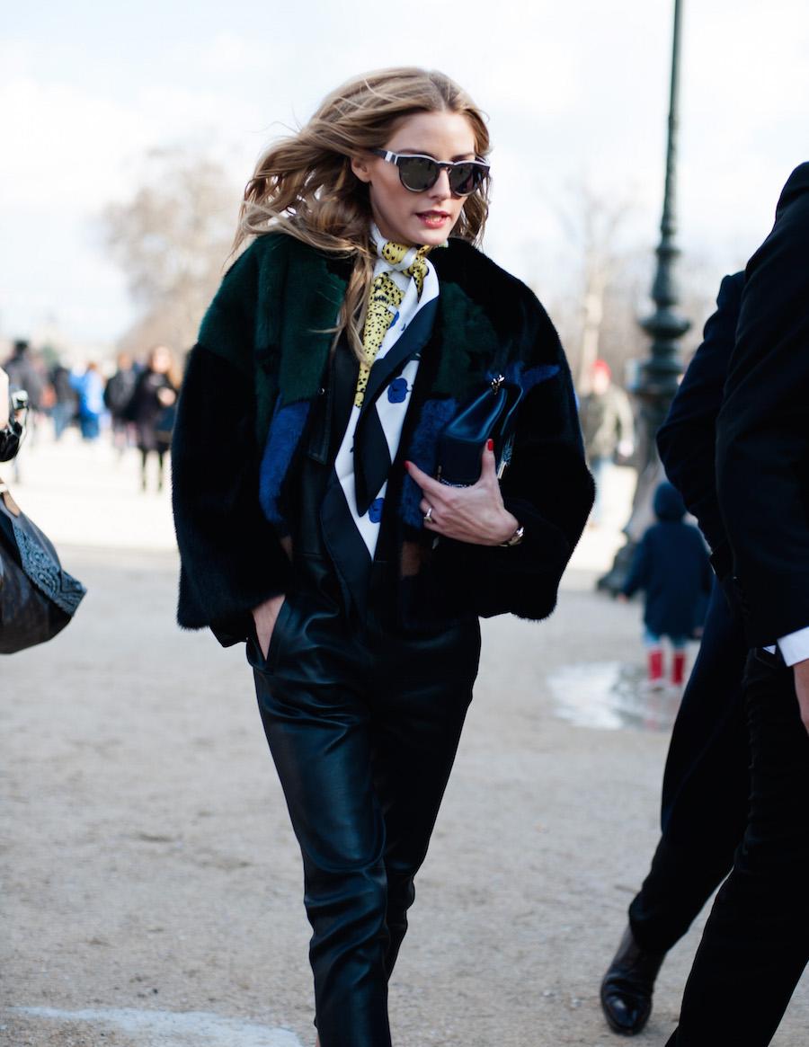 Paris Fashion Week Street Style 2016-9