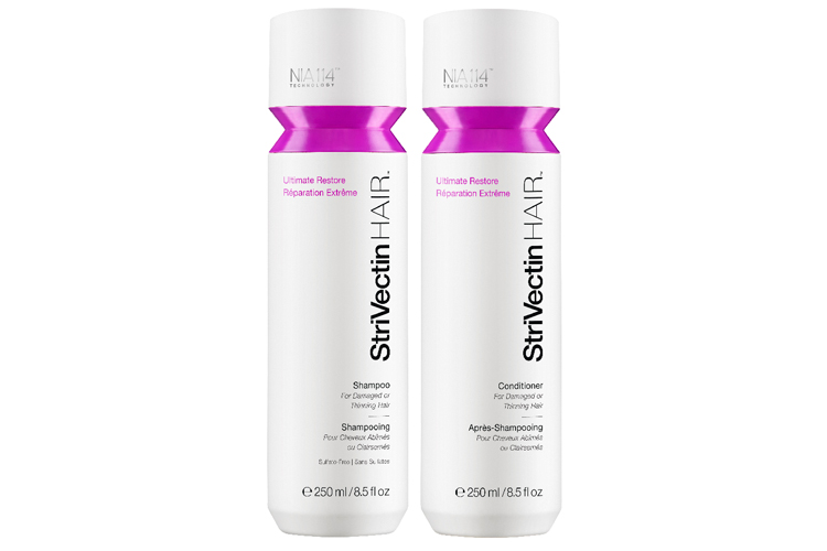 StriVectin HAIR Ultimate Restore Shampoo Conditioner