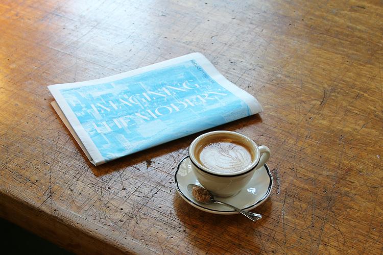 Stumptown Coffee Ace Hotel Pittsburgh