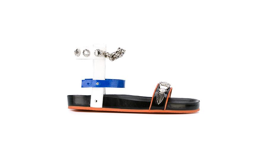 Toga Embellish Sandals
