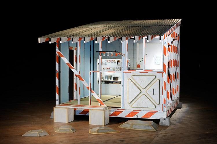 Tom Sachs Unveils NASA-Inspired Tea Ceremony At Noguchi Museum-2