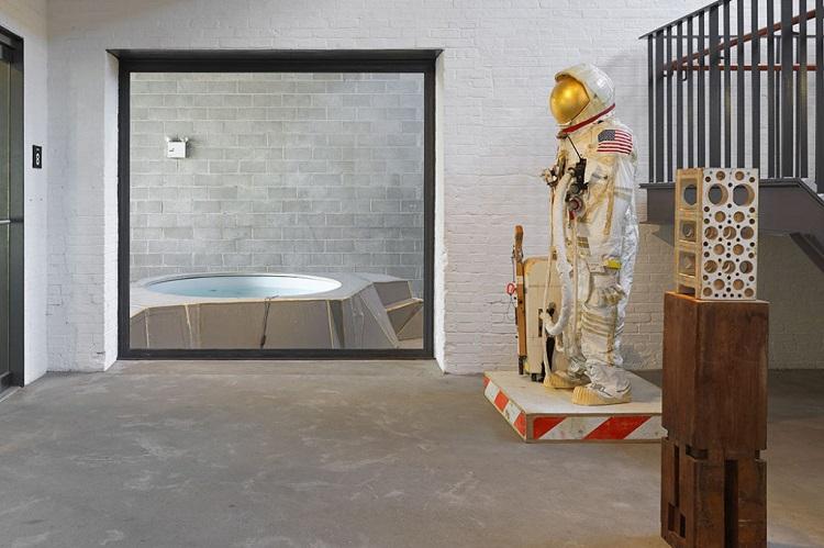 Tom Sachs Unveils NASA-Inspired Tea Ceremony At Noguchi Museum-5