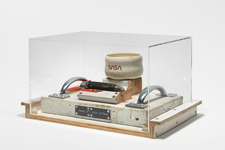 Tom Sachs Unveils NASA-Inspired Tea Ceremony At Noguchi Museum-7