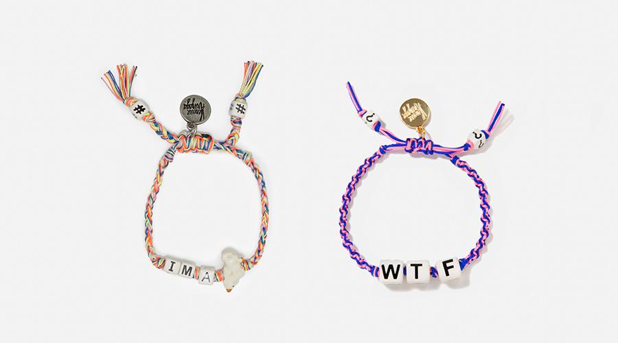 Venessa Arizaga Friendship Bracelets