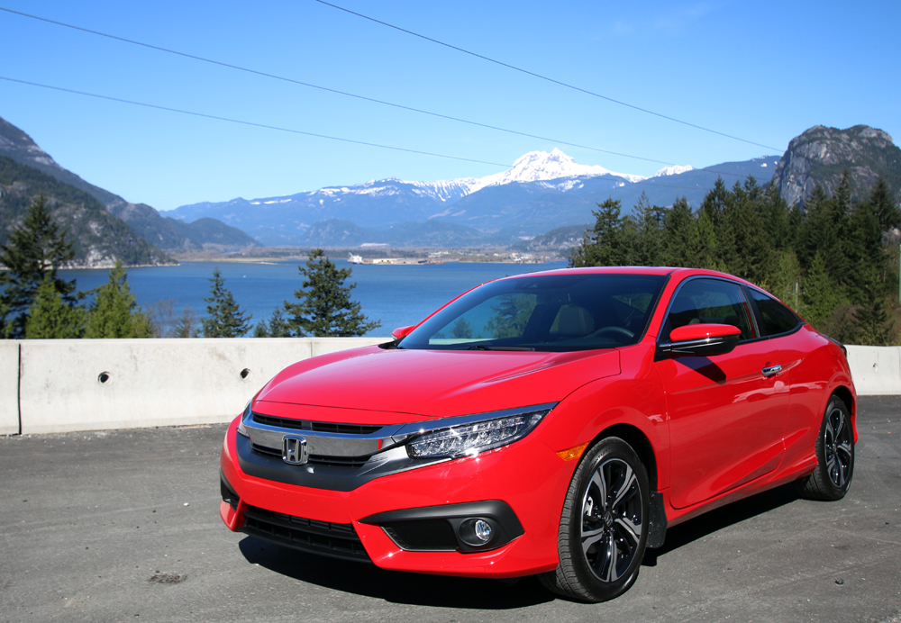 2016 Honda Civic Coupe-Whistler
