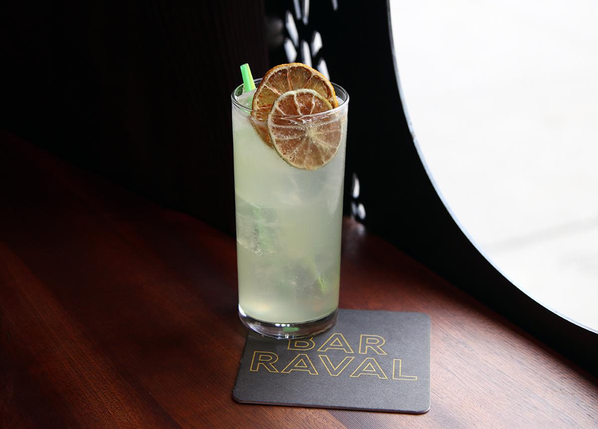 Bar Raval Fury Cocktail