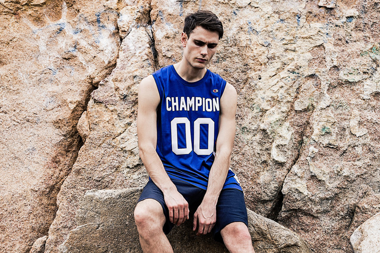 Champion Reverse Weave SS16 Collection-5