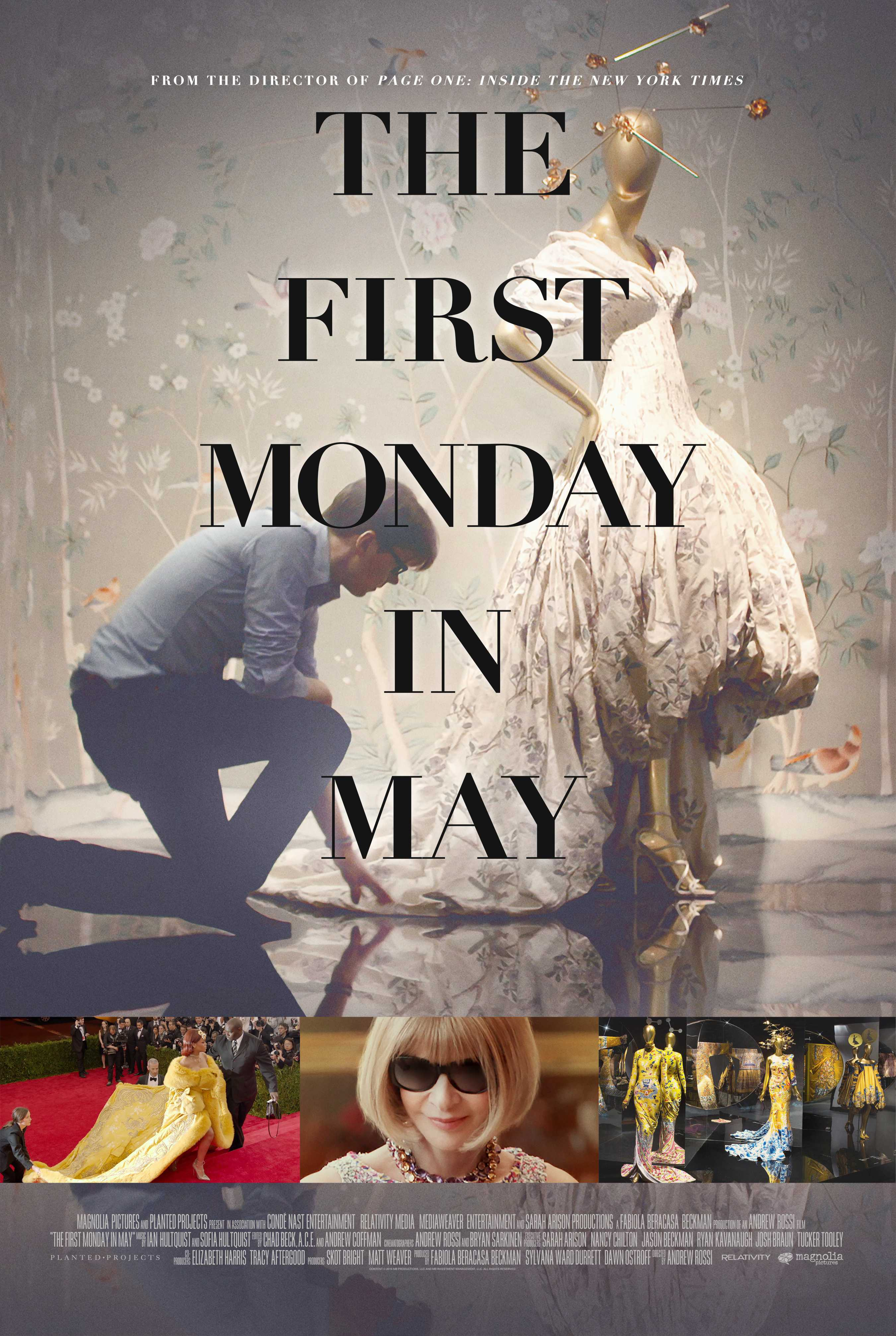 First Monday In May-2
