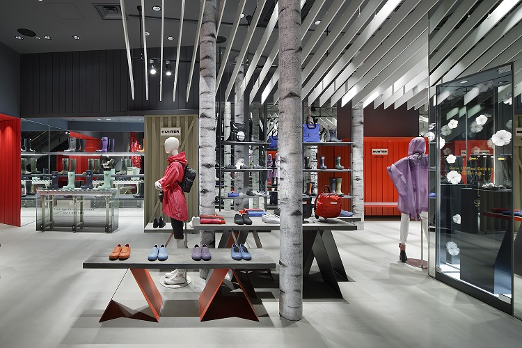 Hunter Opens Second Flagship Store in Tokyo-4