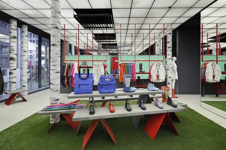 Hunter Opens Second Flagship Store in Tokyo-6