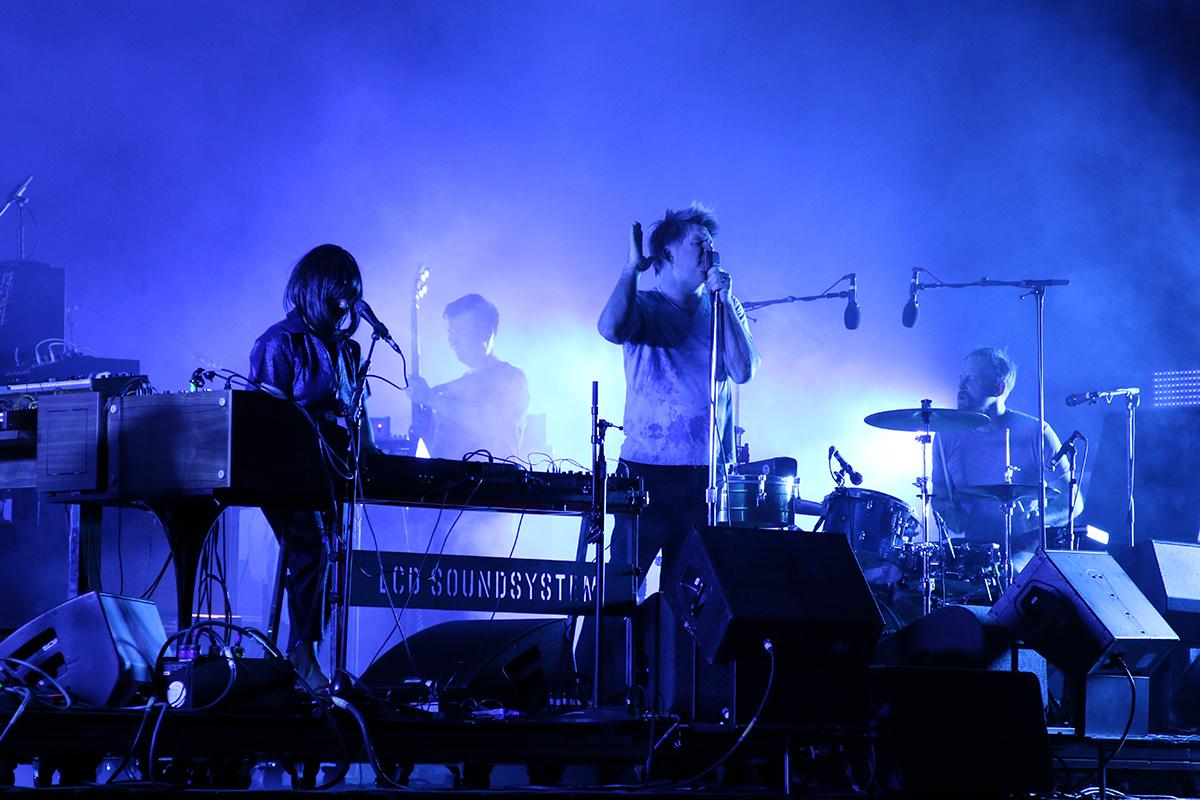 LCD Soundsystem Coachella 2016
