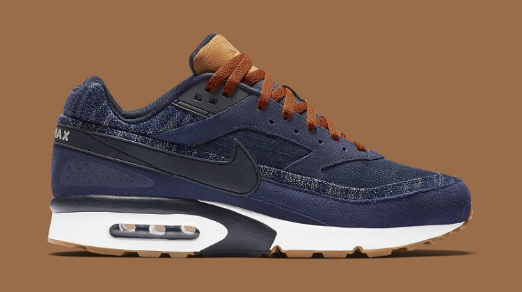 Nike Unveils the Air Max BW in Denim-2