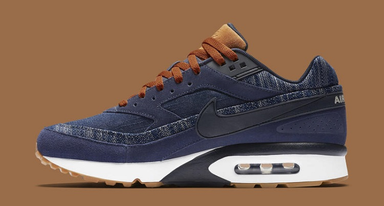 Nike Unveils the Air Max BW in Denim-3